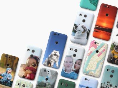 Google presenta Live Cases, sus fundas personalizadas que puedes crear para tu Nexus