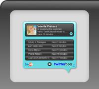 Widget de Beon para Twitter