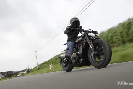 Harley Davidson Sportster S 2021 Prueba 025
