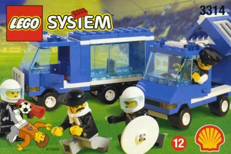 Lego Hooligans