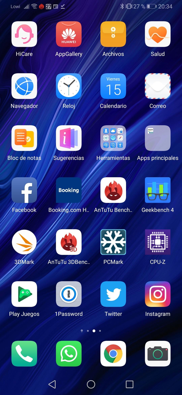 Foto de Huawei P30 interfaz (8/31)
