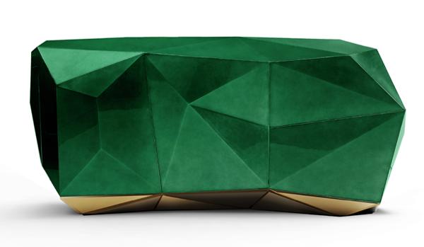 diamante esmeralda