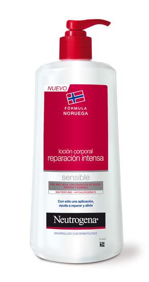 Neutrogena Reparación Intensa de pieles muy secas y sensibles: nueva loción y bálsamo corporal al rescate