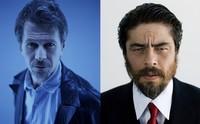 Gary Oldman y Benicio Del Toro