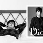 Stranger in a room el nuevo film de Vanderperre para Dior o como meter en el mismo saco a Alain-Fabien Delon, Oliver Sim, Rinus Van De Velde y Victor Nylander