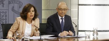 El Tribunal Constitucional anula la subida de los pagos anticipados del Impuesto Sobre Sociedades que el Gobierno de Rajoy