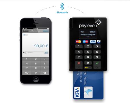 Payleven lanza en España su lector de tarjetas para cobros móviles