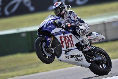 Jorge Lorenzo consigue el título de campeón del mundo de MotoGP de 2010