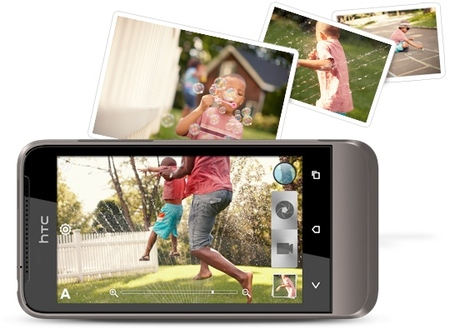 HTC One V: el nuevo contendiente de HTC en la gama de entrada