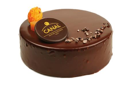 Tarta Sacher Pasteleria Canal Mejores Tartas De Chocolate Madrid Y Barcelona