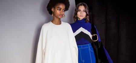 Estas modelos de raza negra lucen su melena afro en la NYFW: es la era del pelo natural y de la diversidad