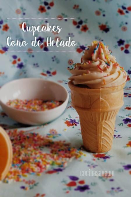 Cupcakes Cono