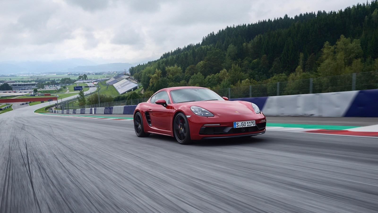 Foto de Porsche 718 GTS (11/16)