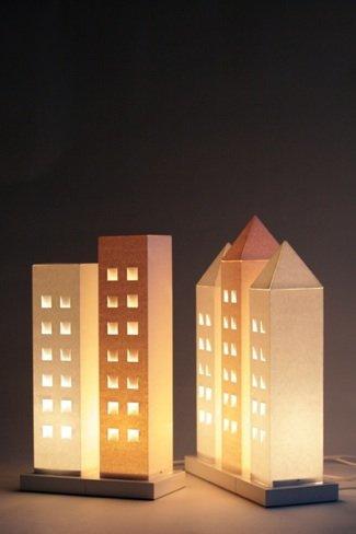 lamparas ciudad