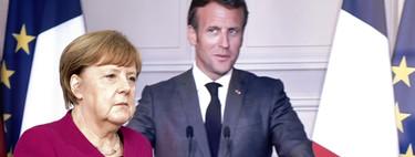 Una suerte de eurobonos condicionados: qué implica el plan de reconstrucción europeo de Francia y Alemania