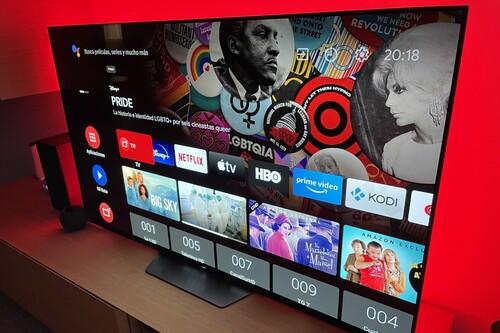 Así de fácil es borrar los datos en un televisor con Android TV, webOs o Tizen para dejarlo como recién sacado de la caja