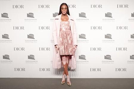 Dior Gig Pre Party 2018 Winnie Harlow