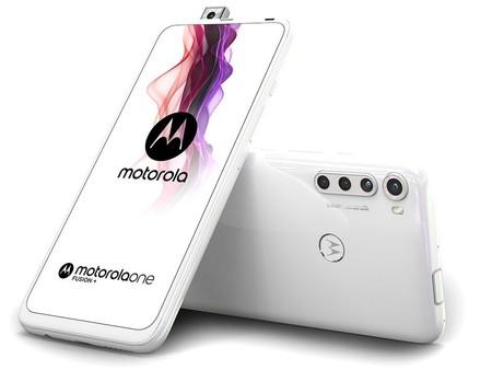 Motorola One Fusion Plus Mexico