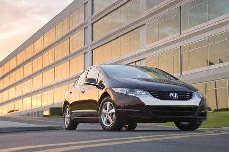 Comienza la pre-vida comercial del Honda FCX Clarity