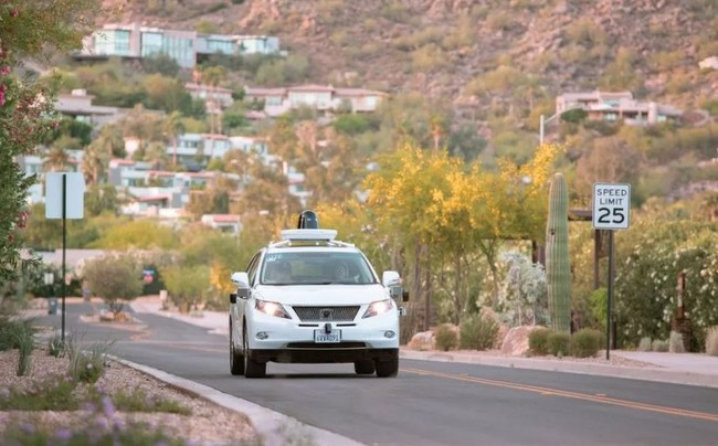 El coche autónomo de Google se hace mayor y se prepara para tener división propia