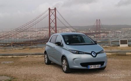 Renault ZOE Lisboa 14
