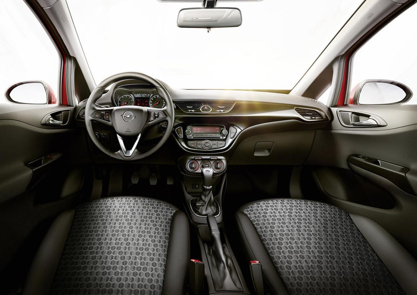 Foto de Opel Corsa (comparativa) (18/47)