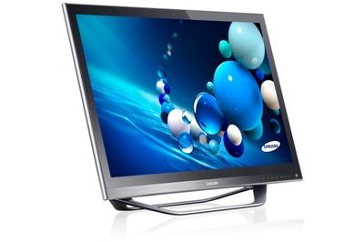 Samsung AIO PC Series 7, los nuevos ordenadores todo en uno con pantalla táctil de Samsung