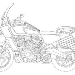 Foto 10 de 16 de la galería patentes-harley-davidson en Motorpasion Moto