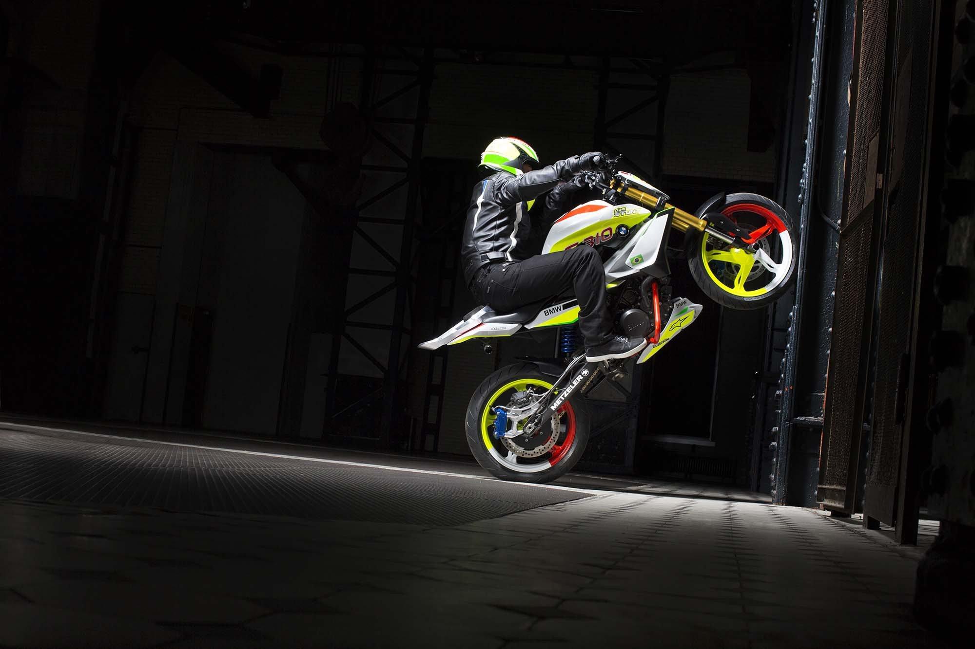 Foto de BMW Concept Stunt G 310 (13/36)