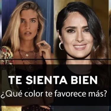 En vídeo: ¿Qué color te sienta mejor para vestir según tu color de piel, ojos y pelo?