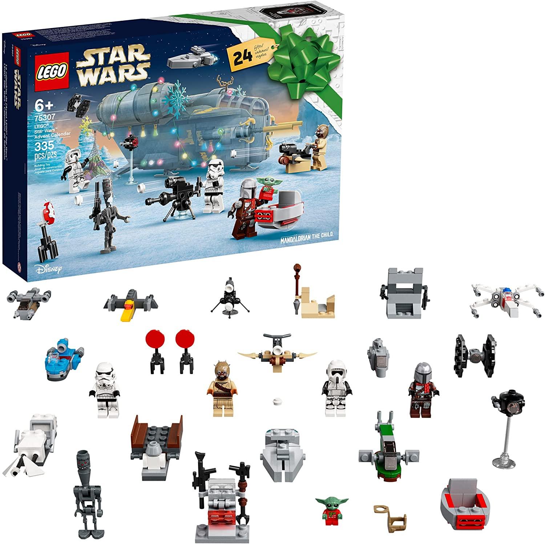 LEGO Star Wars: Calendario de Adviento