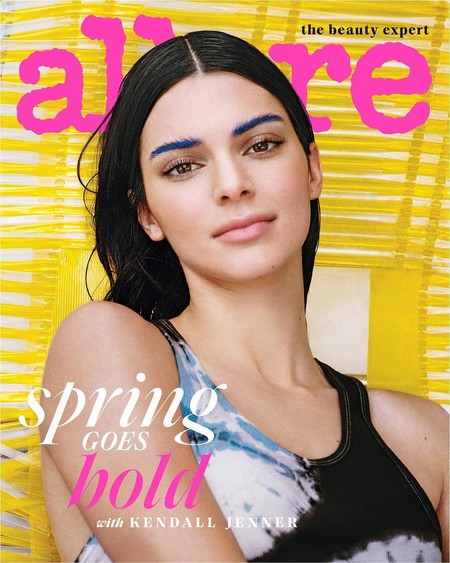 Kendall Jenner Allure March 2019 01