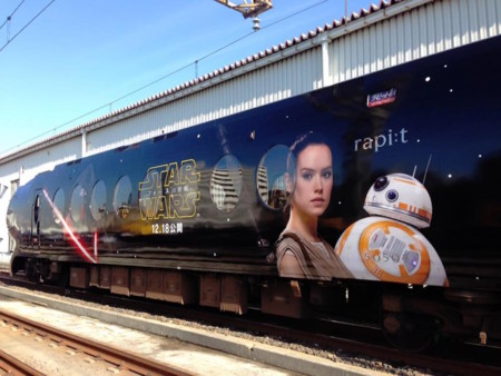 Star Wars Train 6