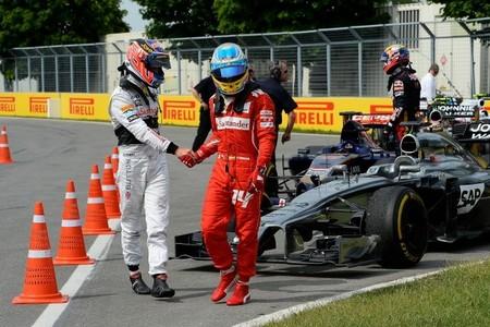 """Fernando Alonso: """"es frustrante cuando no puedes adelantar, ni siquiera acercarte"""""""