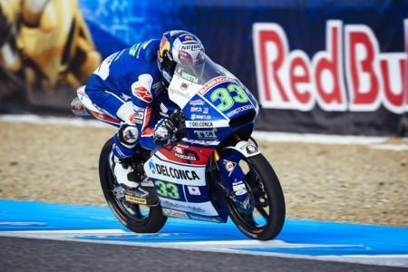 Enea Bastianini Moto3 Gresini