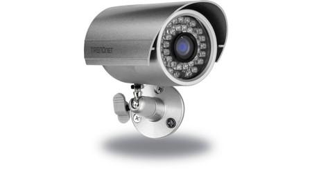 Nueva cámara IP de TRENDnet resistente a condiciones adversas
