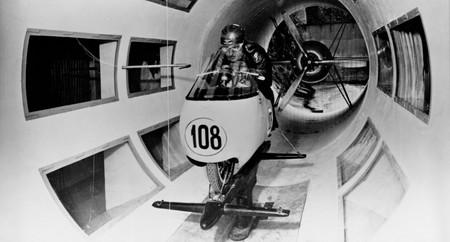 Moto Guzzi Tunel De Viento