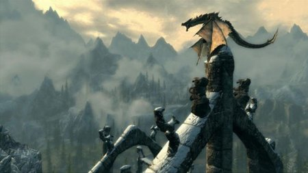 'The Elder Scrolls V: Skyrim' empieza fuerte su andadura en Japón