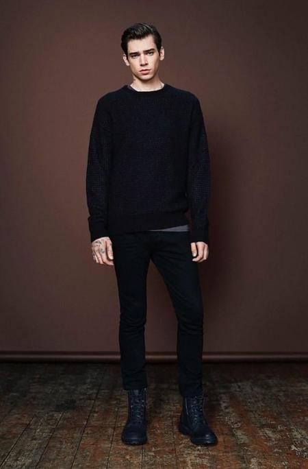 Allsaints Men Holiday 2014 Look Book Cole Mohr December 004 800x1200