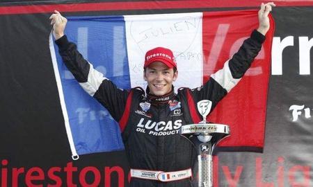 Jean-Karl Vernay correrá con Pons Racing en Spa Francorchamps en la Fórmula Renault 3.5