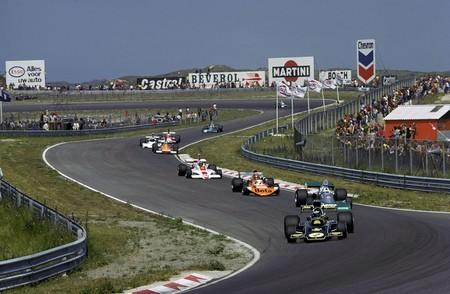 Lotus Zandvoort Formula 1