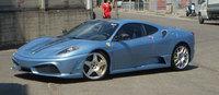 Fotos espía del Ferrari F430 Scuderia al descubierto