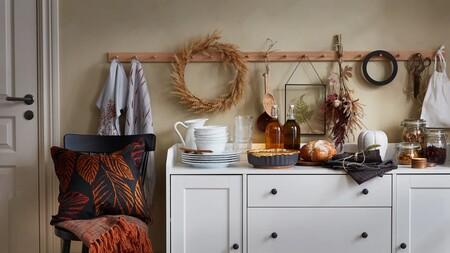 Ya está disponible la nueva colección de Ikea con la que recibir el otoño