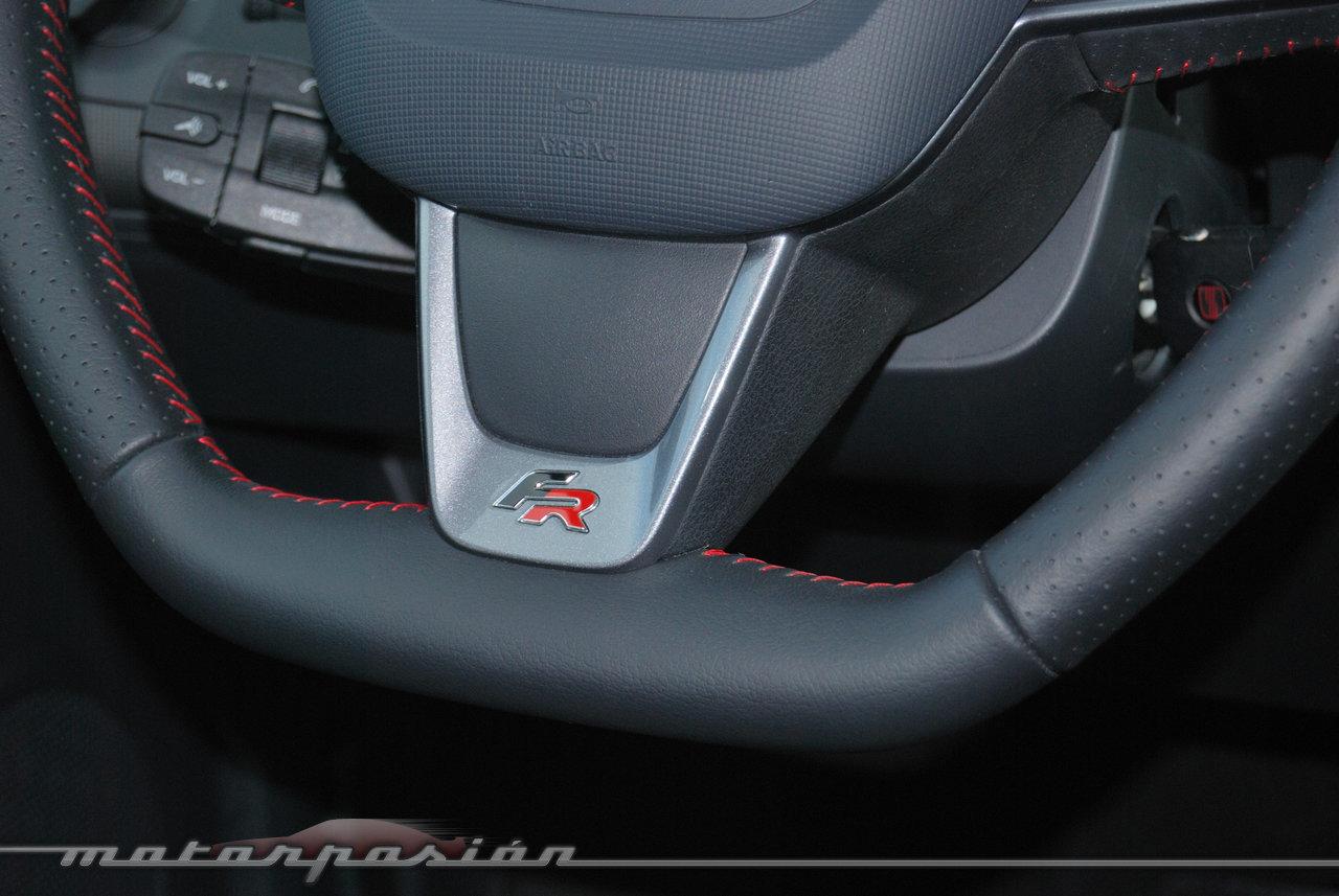 Foto de SEAT Ibiza 1.2 TSI FR (prueba) (27/33)