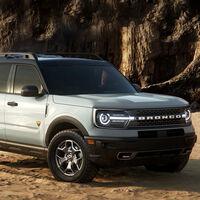 El Ford Bronco Sport agota su edición especial de lanzamiento en México en menos de un día