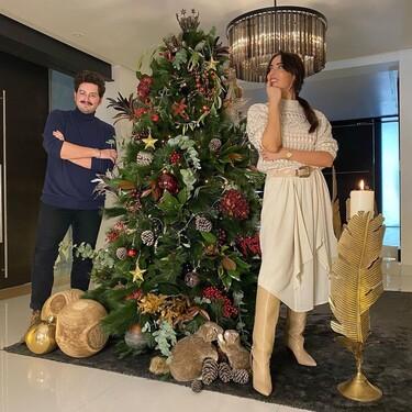 La Navidad ya ha llegado. Y así han decorado sus casas nuestros famosos