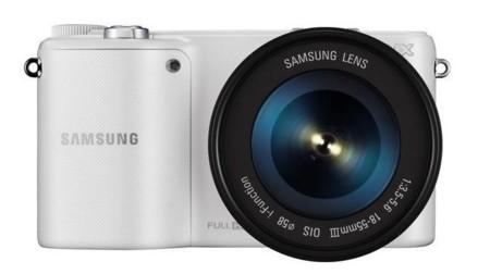 La Samsung NX2000 llega a España por 499 euros