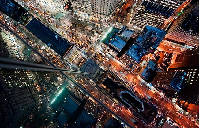 Intersections 2 por Navid Baraty