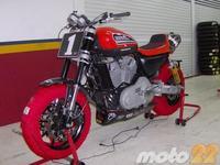 Harley Davidson XR1200 BBQ Series, la prueba (1/4)