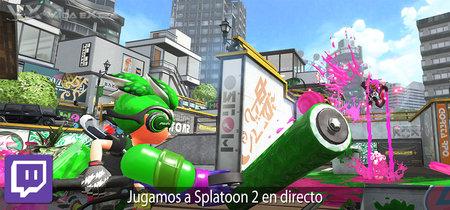 Streaming de Splatoon 2 a las 19:00h (las 12:00h en Ciudad de México) [finalizado]